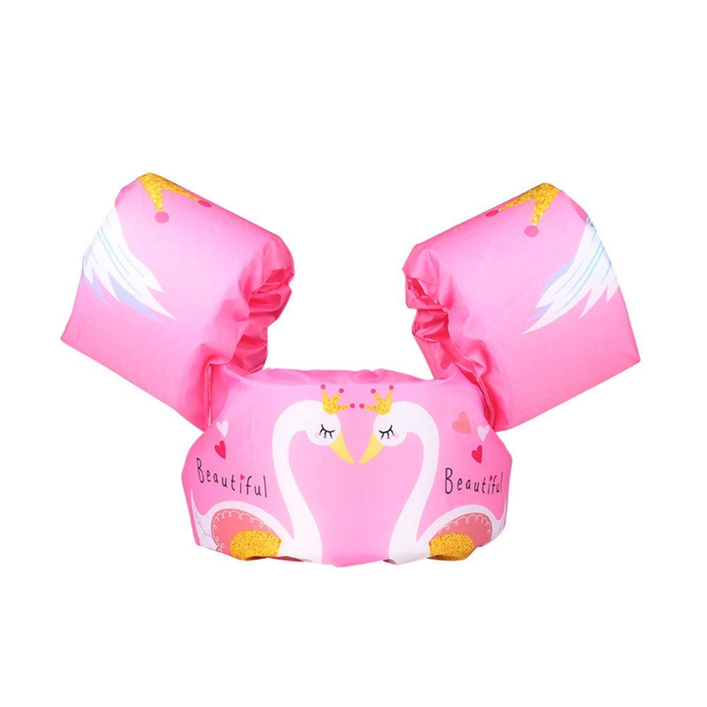 選ぶなら Shareculture ダークライトニングベビーフロート B07Q3G745V プール用 プール用 キッズライフジャケット 30~50ポンド 20~30ポンドの乳児 Swan/赤ちゃん/幼児用 アームウィング付きスイムベスト Pink Swan B07Q3G745V, タイヤザウルス:e59213bf --- a0267596.xsph.ru