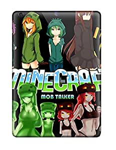 Andrew Cardin's Shop 1185923K580203833 minecraft game anime Anime Pop Culture Hard Plastic iPad Air cases