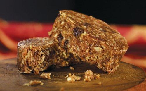 Grab The Gold Energy Snack Bars, Box of 6 Bars
