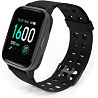 """YAGALA Smart Watch, Fitness Tracker with Heart Rate Monitor, Activity Tracker with 1.3"""" Touch Screen, IP68 Waterproof…"""