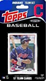 2014 Topps Cleveland Indians Factory Sealed Special Edition 17 Card Team Set with Asdrubal Cabrera Plus