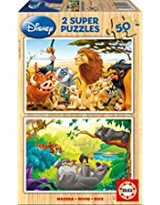 Puzzles Y rompecabezas de madera | Amazon.es