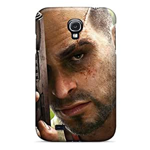 Tpu Fashionable Design Far Cry 3 Detailed Rugged Case Cover For Galaxy S4 New by heywan