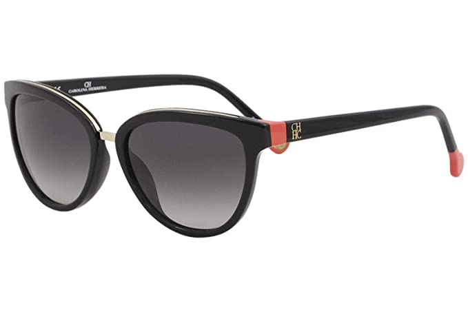 Carolina Herrera SHE688 BLACK / GREY GRADIENT (700K) - Gafas ...