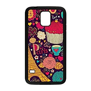 Paris Love Case for SamSung Galaxy S5 I9600