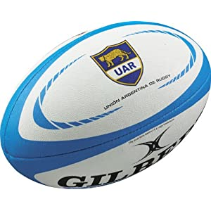 Gilbert Argentina Replica Rugby Ball