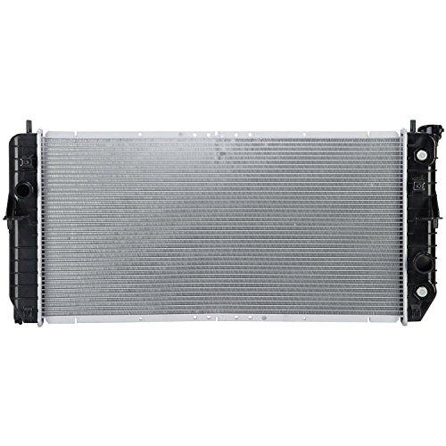 2005 Buick Lesabre Radiator - Klimoto Brand New Radiator fits Buick LeSabre Pontiac Boneville 2000-2005 3.8L V6 2348 Q2348 CU2348 RAD2348 DPI2348 GM3010113 5019152 5072332 52489507