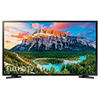 Samsung UE32N5000 32-Inch Full HD TV - Black (2018 Model) [Energy Class A]