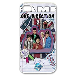 [bestdisigncase] For Iphone 4 4S-One direction & Harry style PHONE CASE 6