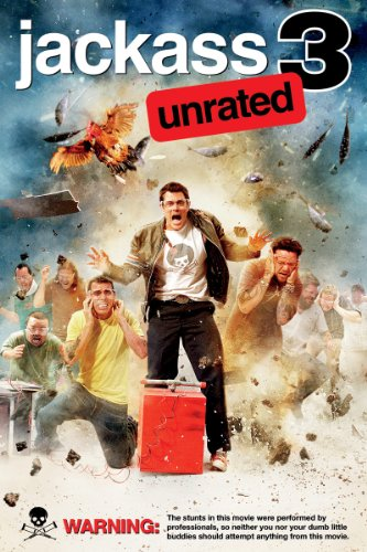 Jackass 3 Unrated - Knoxville Jackass