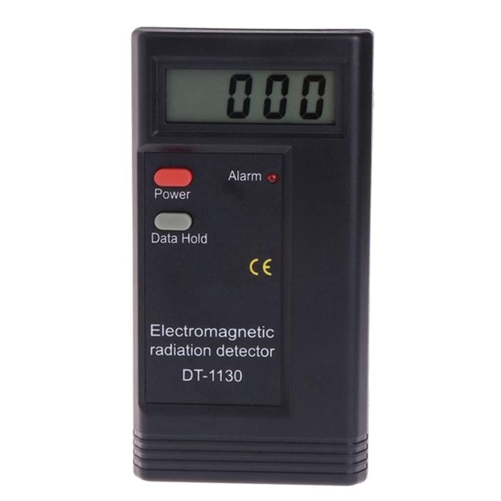 B Blesiya LCD Digital Electromagnetic Radiation Detector EMF Meter Dosimeter Testers