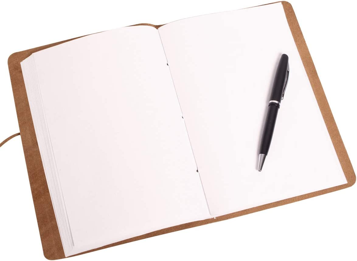 A5 Classic Notebook Premium Dicke Papier Tagebuch 2020 Brown Thanksgiving Weihnachts Valentinstag Geburtstag Jahrestag Geschenk f/ür Freunde Hardcover Notizbuch- PU-Leder