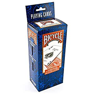Bicycle Standard Playing Cards, 12 Pack