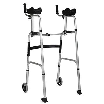 Andador Para Ancianos Con Reposabrazos | Aluminio ...