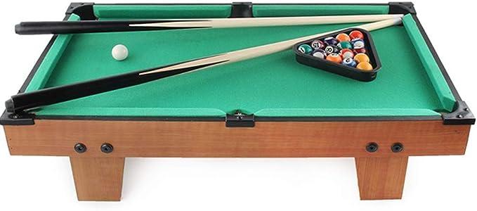 Billar Snooker plegable Mini piscina-billar juguete de mesa Tabla ...