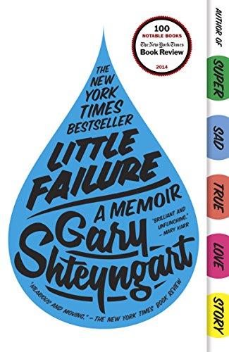 Book Cover: Little Failure: A Memoir
