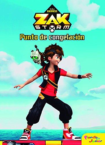 Amazon.com: Zak Storm. Punto de congelación: Cuento (Spanish Edition ...