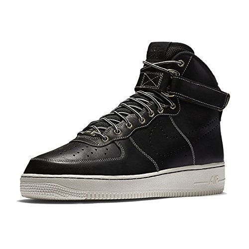 Wb Noir black 1 Nike '07 High Lv8 sail One Black Force Air qfC7wgF