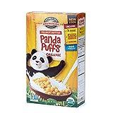 Envirokidz Organic Gluten Free Cereal, Peanut Butter Panda Puffs, 10.6 Ounce Box (Pack of 6)