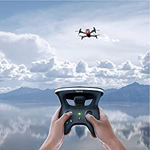 Parrot Bebop 2 Fly More Pack - Complete bundle with up 75 minutes of combined flight time, backpack, FPV goggles by Parrot Inc.