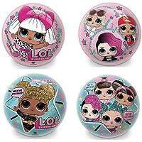 Mondo Lol Surpirce PVC Balls, Multi-Colour, 23cm, 06875