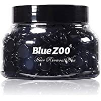 BlueZoo Depilatory Hard Wax Beans - 150 gms (B-Black)