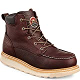 Irish Setter Men's 6'' 83605 Work Boot,Brown,11 EE US