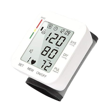 Monitor De Presión Arterial De Muñeca Probado Lecturas Exactas De La Presión Sanguínea Monitores Normales Pulso