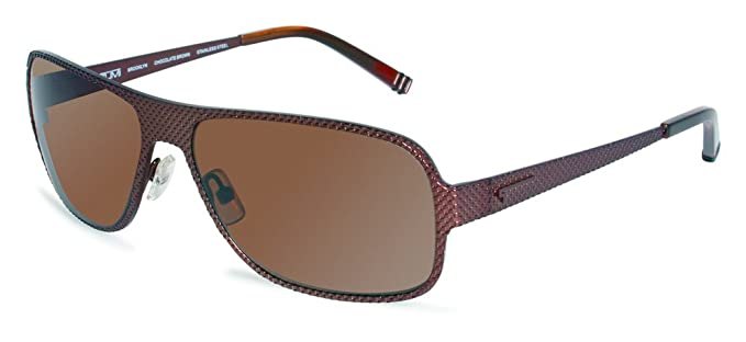 6330857433d Image Unavailable. Image not available for. Color  Tumi Brooklyn Polarized  Sunglasses ...