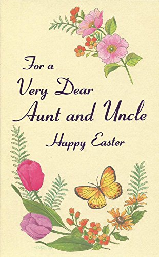 Amazon for a very dear aunt and uncle happy easter e11 amazon for a very dear aunt and uncle happy easter e11 office products m4hsunfo