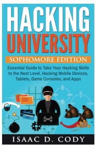 Hacking University Sophomore Essential Consoles