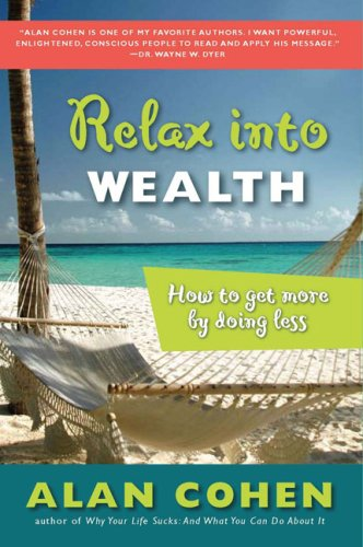 Relax Into Wealth More Doing product image