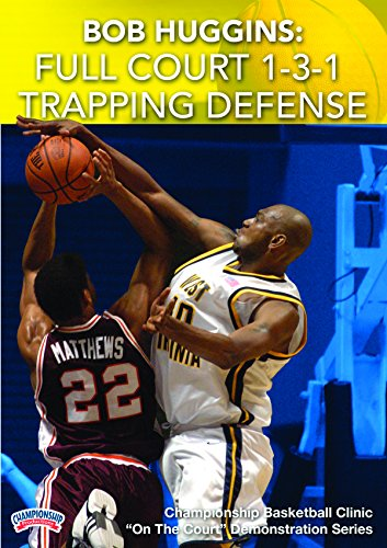 Championship Productions Bob Huggins: Full Court 1-3-1 Trapping Defense DVD