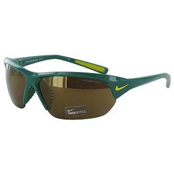c35991c509 Nike Mens Skylon Ace Team Sport Semi Rimless Sunglasses
