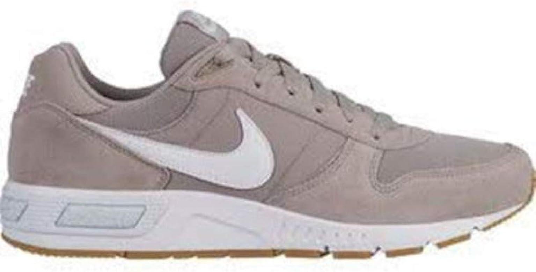 Nike Nightgazer, Zapatillas de Atletismo para Hombre, Multicolor (Pumice/White/Gum Light Brown 000), 39 EU: Amazon.es: Zapatos y complementos