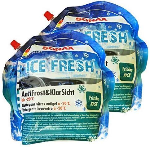 Preisjubel 2 X Sonax Antifrost Klarsicht 3l Icefresh Frostschutz Enteiser Reiniger Auto