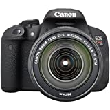 Canon DSLR Camera EOS Kiss X7i with EF-S18-135mm IS STM - International Version (No Warranty)