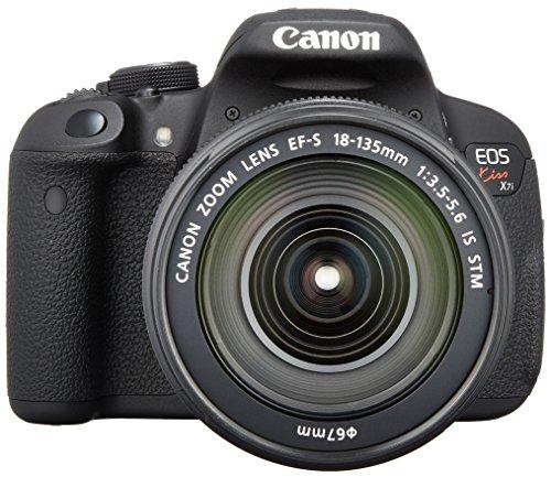 キヤノン イオスキス X7i ブラック レンズキット EFS18135mm F3.55.6 IS STMの商品画像