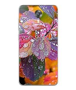 Fuson Designer Back Case Cover for Micromax Canvas Xpress 2 E313 (beautiful design wallpaper texture )