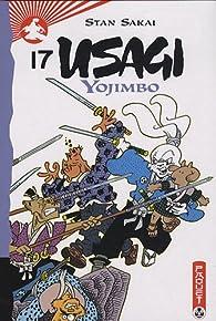 Usagi Yojimbo, tome 17  par Stan Sakai
