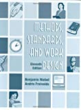 Methods, Standards, & Work Design (McGraw-Hill Series in Industrial Engineering and Management Science)