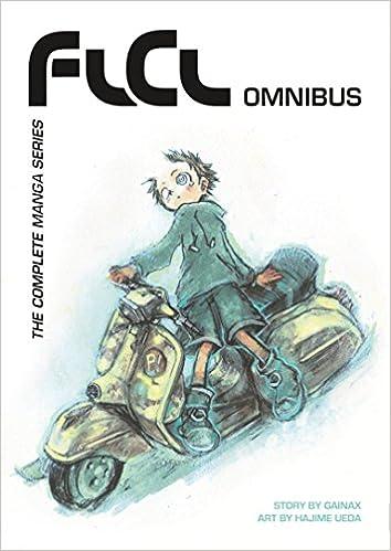 FLCL Omnibus: Amazon.es: GAINAX, Philip Simon, Hajime Ueda: Libros en idiomas extranjeros