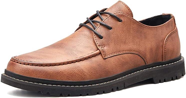 Zapatos Oxford clásicos para Hombre, Mocasines Informales