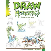 Draw Monsters (Learn to Draw) by Damon J. Reinagle (2005-06-30)