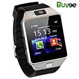 Buyee DZ09 Bluetooth Smart Watch WristWatch with Camera Sync to Android Smart Phone Samsung S5 / Note 2 / 3 / 4,Nexus 6,HTC,Sony,Huawei and Other Android Smartphones