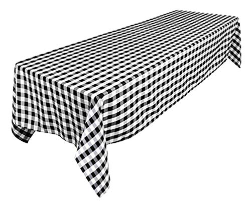 amazon tektrum premium quality 60 x 102 inch 60 x102 108 Inch Wide Quilt Fabric tektrum premium quality 60 x 102 inch 60 x102 rectangular tablecloth checker thick