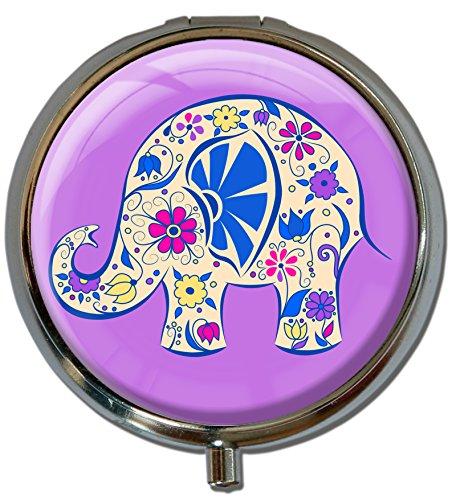 Pillendose / Elefant / Wildtiere