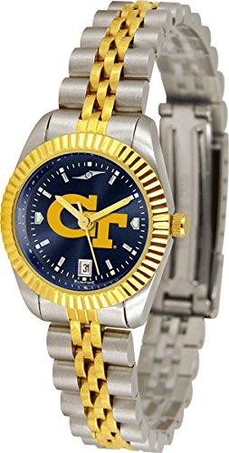 Georgia Tech Yellow Jackets Executive AnoChrome Women's Watch Tech Executive Watch