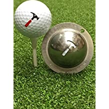 Tin Cup Golf Ball Custom Marker Alignment Tool - Hammer it!
