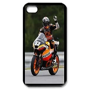 iPhone 4,4S Phone Case Marc Marquez F5U7888